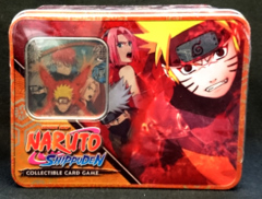 Naruto CCG Fierce Ambitions Tin