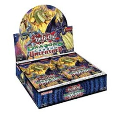 Yu-Gi-Oh Dragons of Legend Unleashed 1st Edition Booster Box