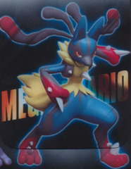 Japanese Pokemon XY Mega Lucario Deck Box