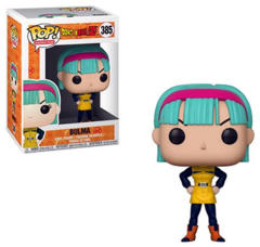 POP! Animation: Dragon Ball Z - Bulma #385