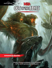 Dungeons & Dragons 5th Edition Out of the Abyss