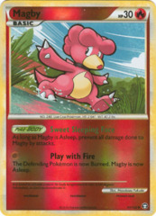 Magby - 41/102 - Uncommon - Reverse Holo