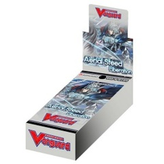 Cardfight!! Vanguard VGE-V-BT05 Aerial Steed Liberation Booster Box