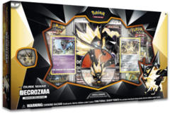 Pokemon Dusk Mane Necrozma Premium Collection