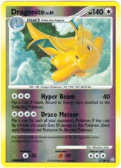 Dragonite - 2/146 - Rare - Reverse Holo