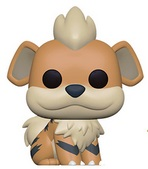 Funko POP! Pokemon Figure - Growlithe