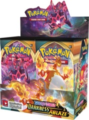Pokemon SWSH3 Darkness Ablaze Booster Box