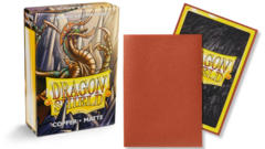 Dragon Shield Matte Japanese Mini-Size Sleeves - Copper - 60ct