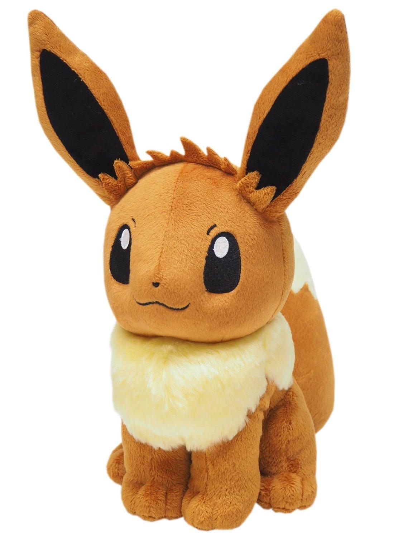 Japanese Pokemon Eevee 12.5 Plush PP51