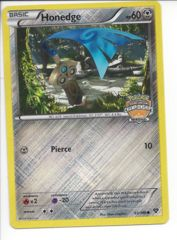 Honedge 83/146 Crosshatch Holo Promo - 2014 Regional Championship