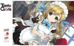Player's Choice Tanto Cuore Playmat - Pauline