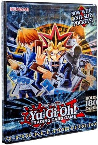 Konami Yu-Gi-Oh! 9-pkt Duelist Portfolio