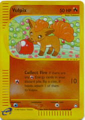 Vulpix - 116/147 - Common - Reverse Holo