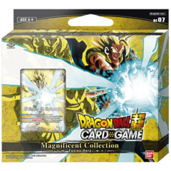 Dragon Ball Super Card Game DBS-BE07 Magnificent Collection - Fusion Hero (Gogeta)