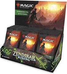 MTG Zendikar Rising SET Booster Box