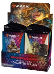 MTG Adventures in the Forgotten Realms THEME Booster Box