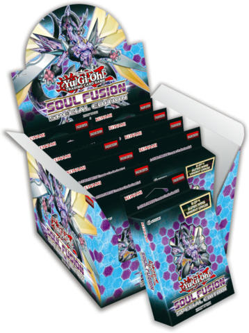 Yu-Gi-Oh Soul Fusion Special Edition Display Box