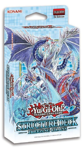 Yu-Gi-Oh Structure Deck: Freezing Chains