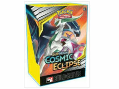 Pokemon Sun & Moon SM12 Cosmic Eclipse Prerelease Build & Battle Kit