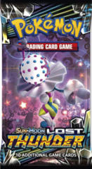 Pokemon Sun & Moon SM8 Lost Thunder Booster Pack