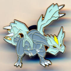 Kyurem Pin - Dragon Majesty Legends of Unova GX Premium Collection