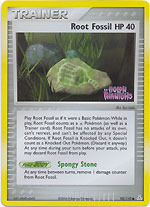Root Fossil - 93/110 - Common - Reverse Holo