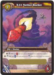 X-51 Nether Rocket Loot Card