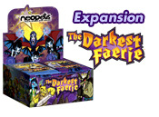 Neopets Card Game TCG Darkest Faerie 36-Booster Pack Lot