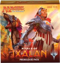 MTG Rivals of Ixalan Prerelease Pack Kit