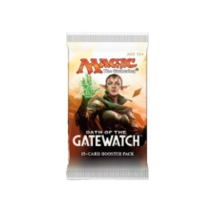 MTG Oath of the Gatewatch Booster Pack - English