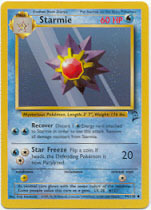 Starmie 94/130 Common