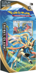 Pokemon SWSH2 Rebel Clash Theme Deck - Zacian