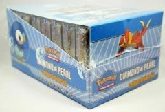 Pokemon Diamond & Pearl 2-Player Trainer Kit Display (8 kits)