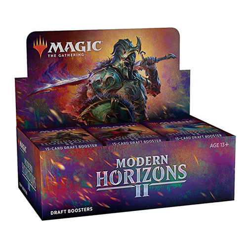 MTG 2021 Modern Horizons II DRAFT Booster Box