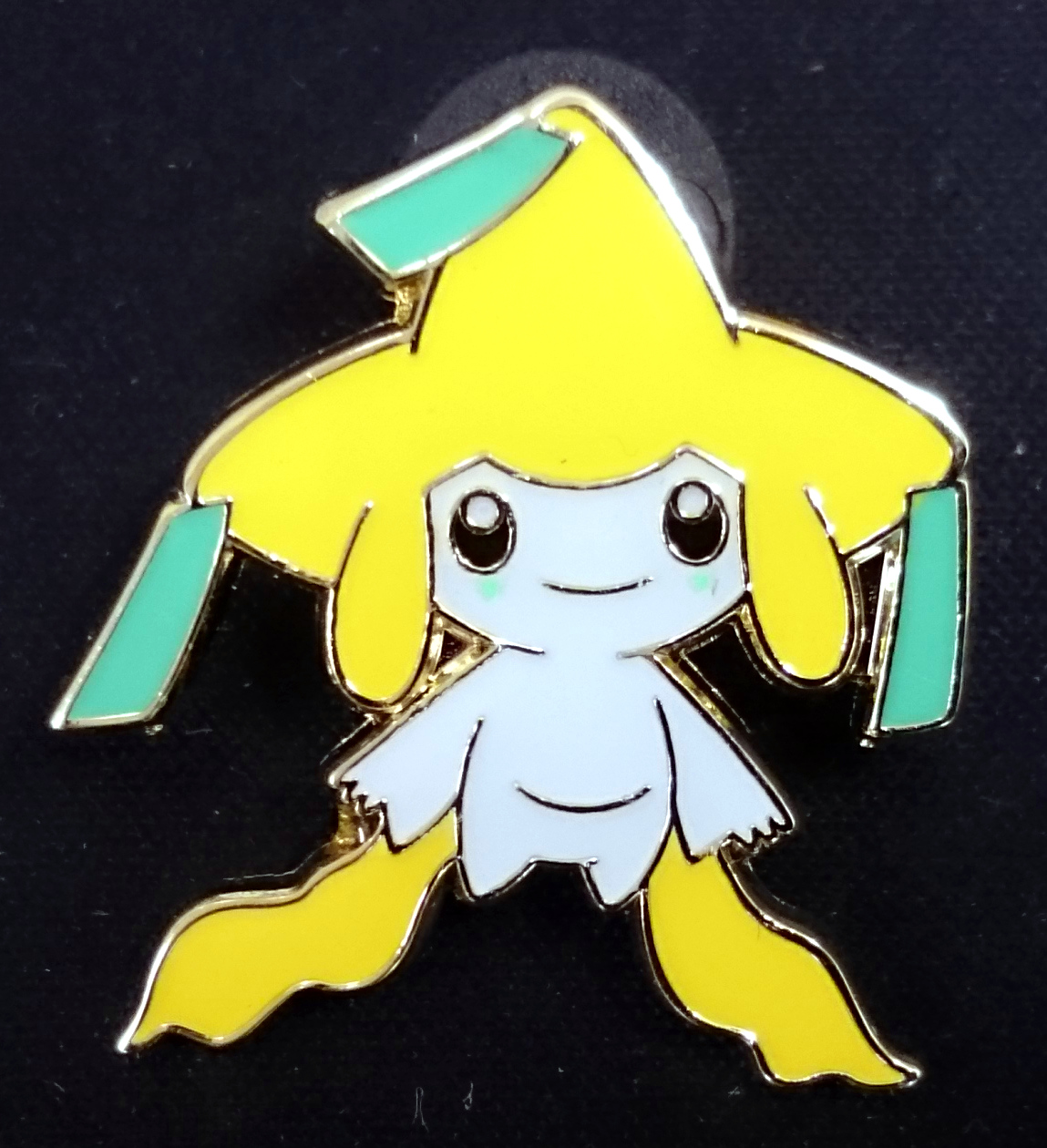 Jirachi Pin - Mythical Jirachi Collection Exclusive