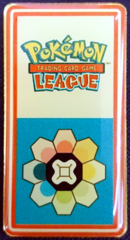 TCG Indigo League Rainbow Badge - Celadon City