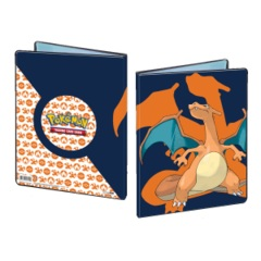Ultra Pro Pokemon 9-Pocket Portfolio - Charizard 2020