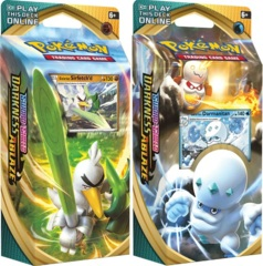 Pokemon SWSH3 Darkness Ablaze Theme Decks - Set of 2