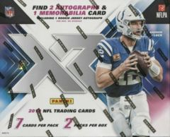 2019 Panini XR NFL Football