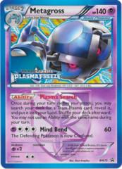 Metagross BW75 Tinsel Holo Promo - Plasma Freeze Prerelease