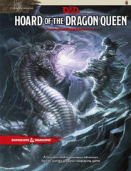 Dungeons & Dragons 5th Edition Hoard of the Dragon Queen