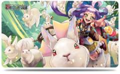 Ultra Pro Force of Will A4: Rabbit Princess Kaguya Playmat