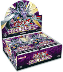 Yu-Gi-Oh Soul Fusion 1st Edition Booster Box