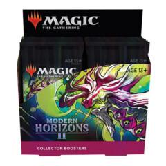 MTG 2021 Modern Horizons II COLLECTOR Booster Box