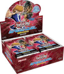 Yu-Gi-Oh Speed Duel: Scars of Battle 1st Edition Booster Box