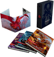 Dungeons & Dragons 5th Edition Core Rulebooks Gift Set -- REGULAR