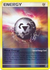 Metal Energy - 95/100 - Uncommon - Reverse Holo