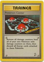 Pokemon Center 114/130 Uncommon