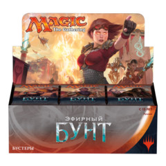 MTG Aether Revolt Booster Box (Russian)