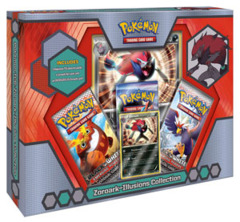 Pokemon Zoroark Illusions Collection Gift Box